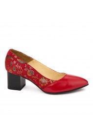 Pantofi dama din piele naturala 8065