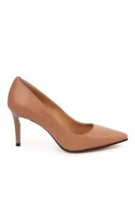 Pantofi dama din piele naturala 8067