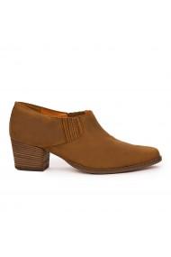 Pantofi Dama Fara Siret Din Piele Naturala 8127
