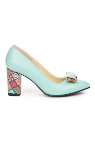 Pantofi dama din piele naturala 9216