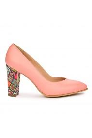 Pantofi dama din piele naturala 9228