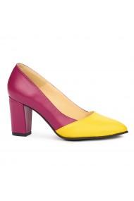 Pantofi dama din piele naturala 9229