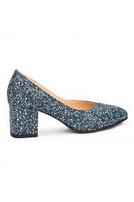 Pantofi dama din piele naturala 9231