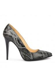 Pantofi dama din Piele Naturala 9233