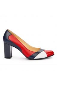 Pantofi dama din piele naturala 9246