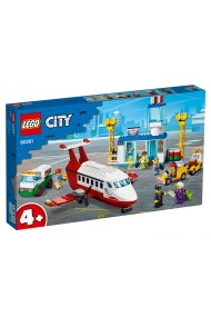 Aeroport central Lego City