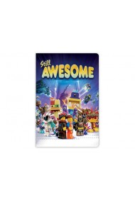 Agenda colorata Lego Movie 2