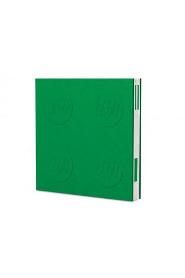 Agenda cu pix LEGO Verde