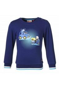 Bluza LEGO DUPLO cu masinute albastra 80