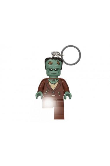 Breloc cu lanterna LEGO Classic Monstrul