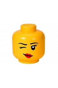 Cutie depozitare Lego cap minifigurina L