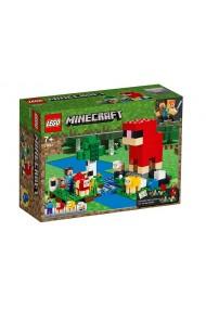 Ferma de lana Lego Minecraft