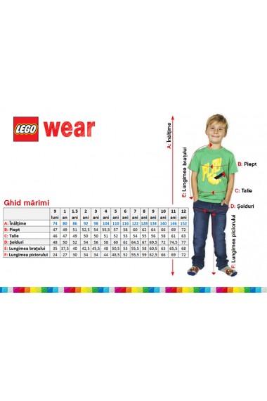 Hanorac albastru LEGO DUPLO 80