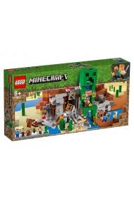 Mina Creeper Lego Minecraft