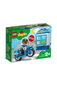 Motocicleta de politie Lego Duplo