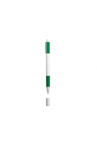 Pix cu gel LEGO verde inchis