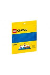Placa de baza albastra Lego Classic