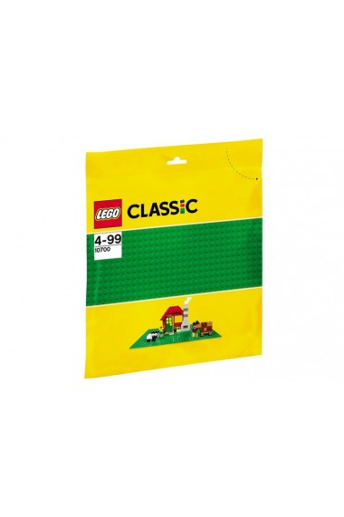 Placa de baza verde Lego Classic