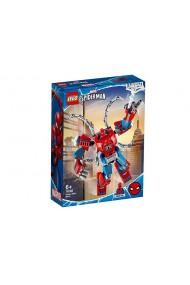 Robot Spider Man Lego Marvel Super Heroes