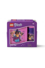 Set pentru pranz LEGO Friends Girls Rock