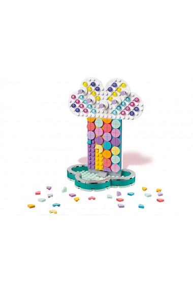Stand pentru bijuterii Lego Dots