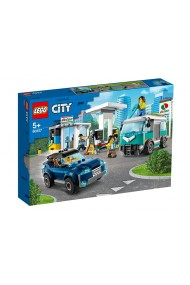 Statie de carburant Lego City