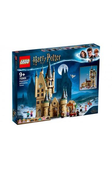 Turnul de astronomie de la Hogwarts Lego Harry Potter