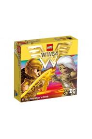 Wonder Woman vs Cheetah Lego DC Super Heroes