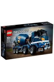 Auto-betoniera Lego Technic