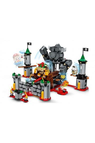 Extindere Castelul lui Bowser Lego Super Mario