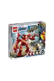 Iron Man Hulkbuster si AIM Agent Lego Marvel Super Heroes