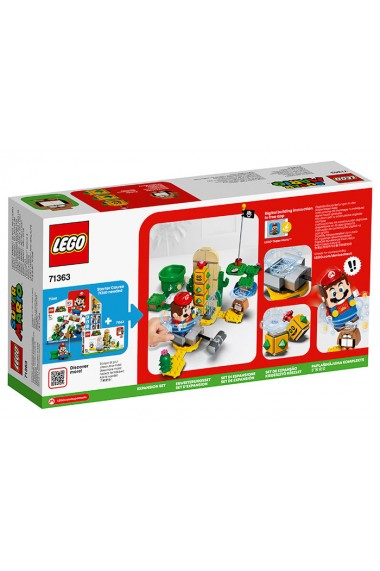 Set de extindere Desert Pokey Lego Super Mario
