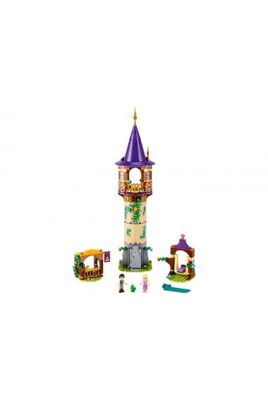 Turnul lui Rapunzel Lego Disney Princess