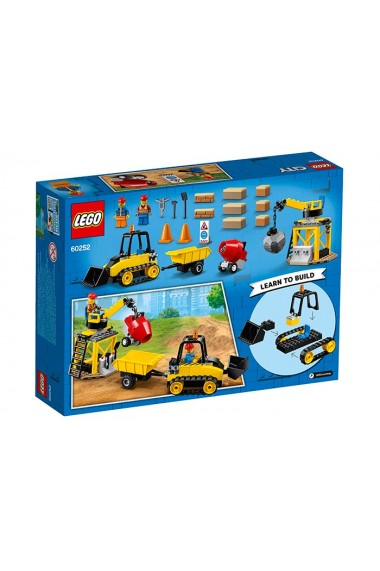 Buldozer pentru constructii Lego City