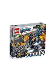 Razbunatorii camionului Lego Marvel Super Heroes
