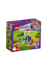 Locul de joaca al catelusilor Lego Friends