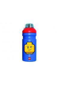 Sticla Lego Classic albastru rosu