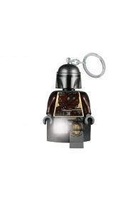 Breloc cu LED LEGO Star Wars Mandalorian