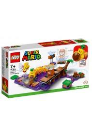 Set de extindere Mlastina otravitoare Lego Super Mario