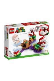 Set de extindere Provocare cu plante prianha Lego Super Mario