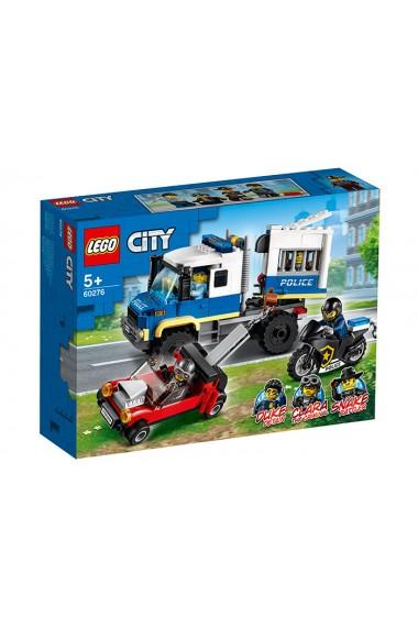 Transportor de prizonieri Lego City