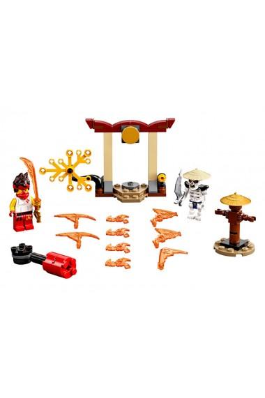 Batalie epica Kai vs Skulkin Lego Ninjago