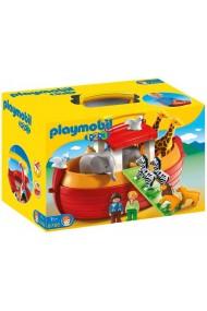 Arca lui Noe portabila Playmobil 1.2.3