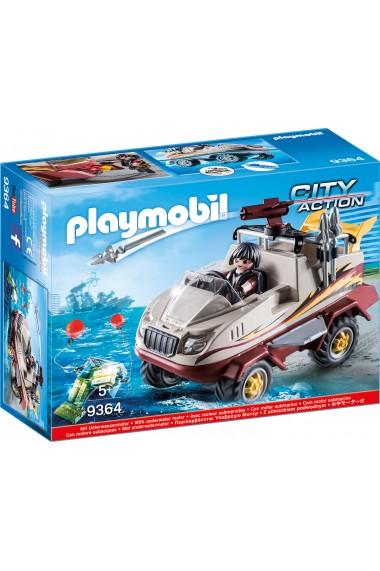 Camion Amfibiu Playmobil City Action