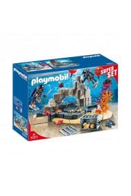 Echipa SWAT Playmobil Super Set
