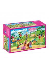Petrecerea copiilor Playmobil Doll House