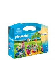 Picnic in familie set portabil Playmobil Family Fun