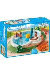 Piscina Playmobil Family Fun