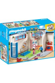Sala de sport Playmobil City Life