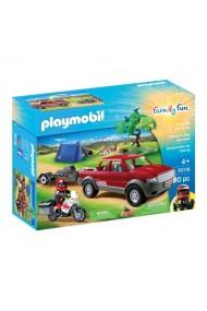 Set camping Playmobil Family Fun